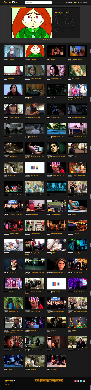 EscomTV (Duoc UC)