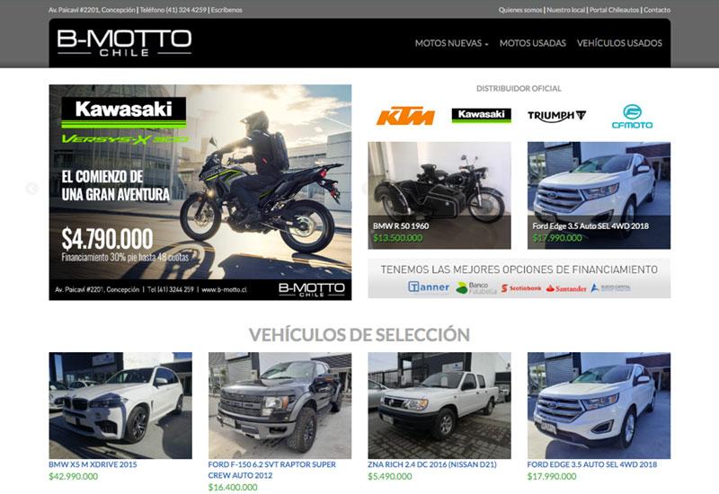 B-MOTTO Chile