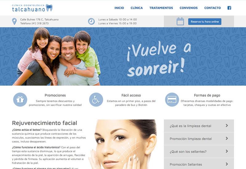 Clínica Dental Talcahuano
