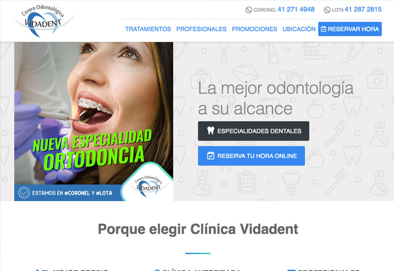 Clínica Dental Vidadent